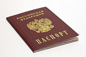 Паспорт владельца